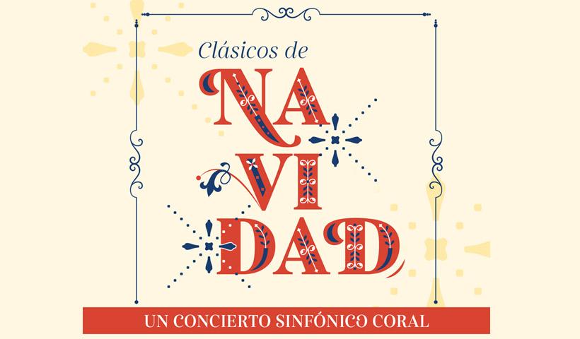 Clásicos de Navidad - Un concierto sinfónico coral