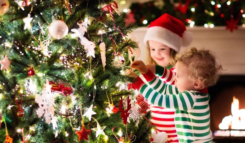Actividades en diciembre y navidad en familia