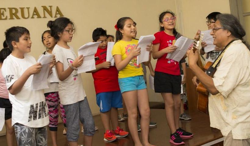 Casa de la Literatura Peruana: Talleres de verano 2020 para niños, niñas y adolescentes
