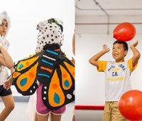 Talleres para niños y adolescentes, teatro La Plaza, Miraflores