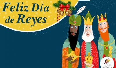 Feliz Día de Reyes en el Centro Español del Perú