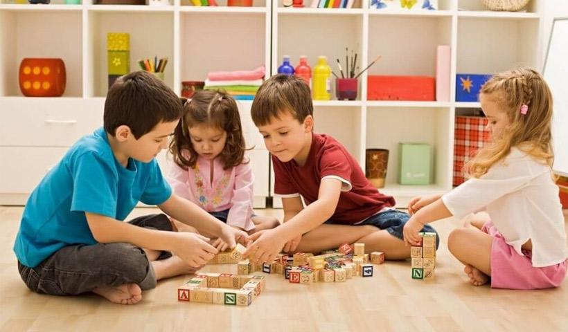 A jugar con peques: Ideas para jugar con los niños en casa