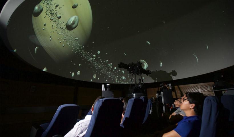 Museo Planetario de Lima y Observatorio del Morro Solar