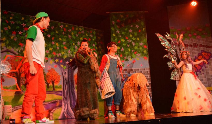 Obras de Teatro infantil para Semana Santa en Lima
