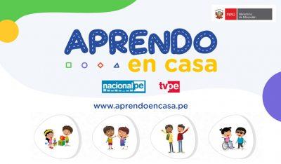 Aprendo en casa: clases online gratuitas para escolares