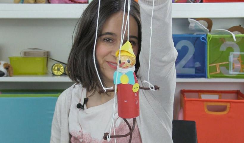 Cómo hacer Marionetas en casa