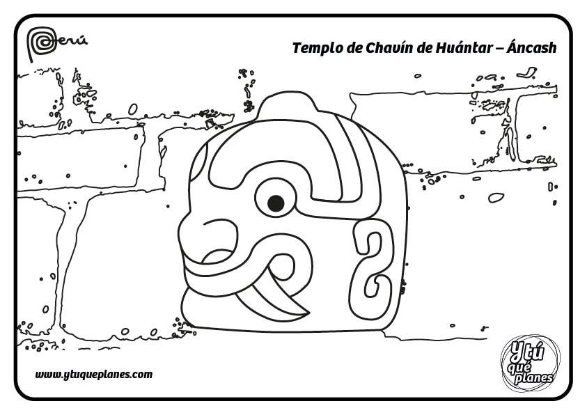 Templo de Chavín de Huántar