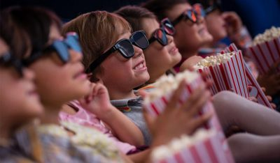 Festival de Cine para niños en el Británico