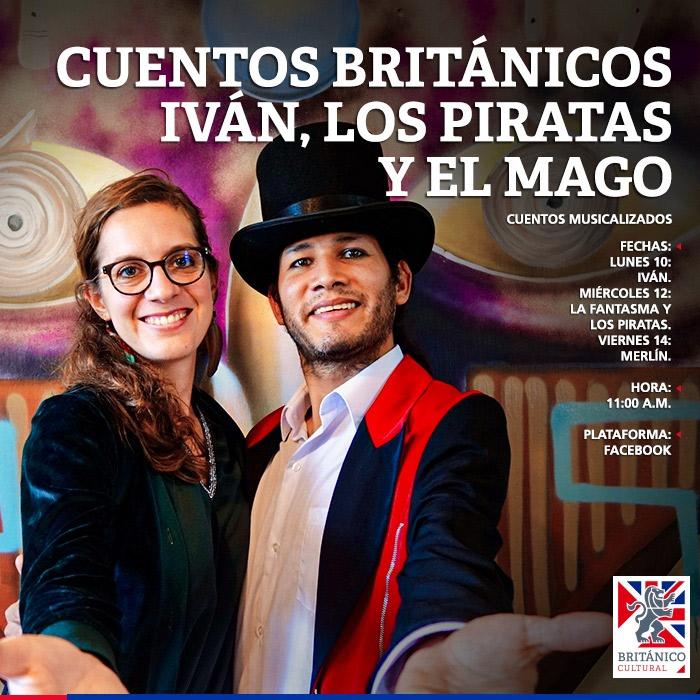 Iván, Los Piratas y el Mago