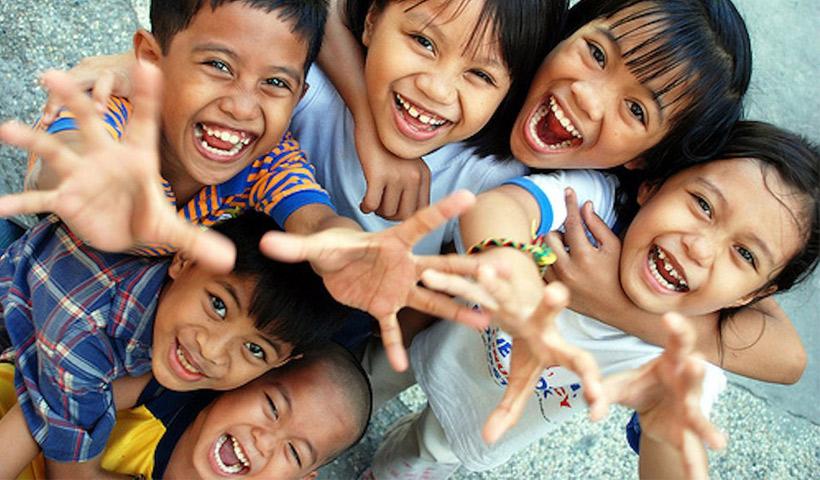 Celebra el Día del Niño en Perú