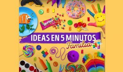Ideas en 5 minutos, familia
