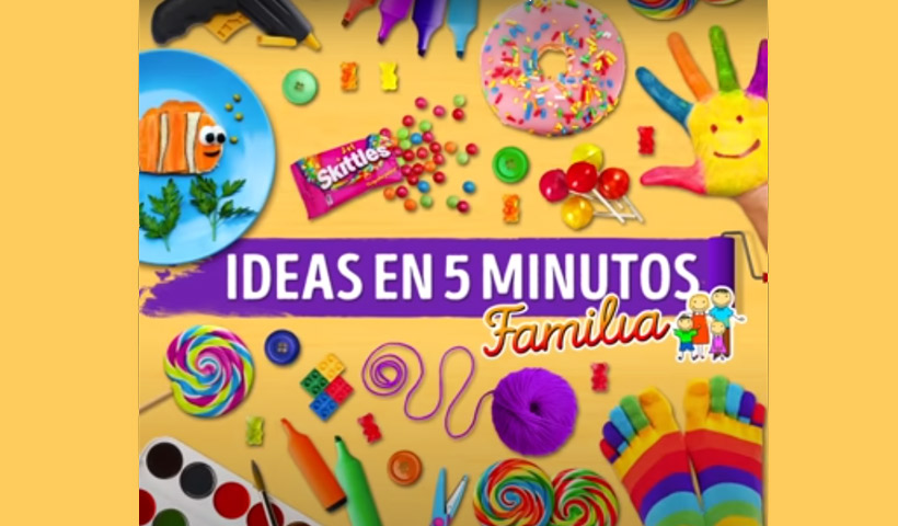 Ideas en 5 minutos, familia