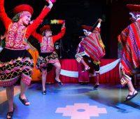 Danzas para niños peruanos
