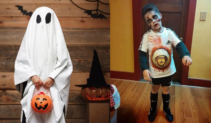 Concursos de disfraces caseros para Halloween.