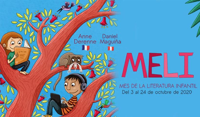 Mes de la Literatura Infantil en la Alianza Francesa de Lima