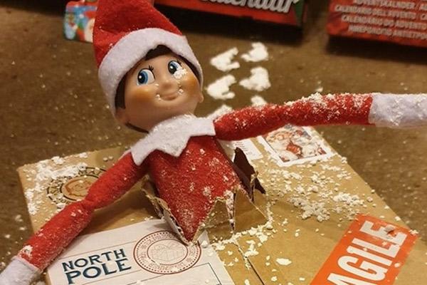 Juegos navideños para que los niños no se aburran