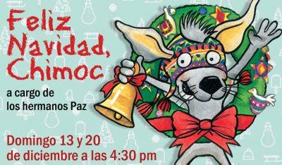 Feliz Navidad Chimoc Zoom Live