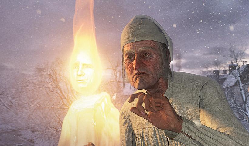 Un cuento de Navidad: Los Fantasmas de Scrooge