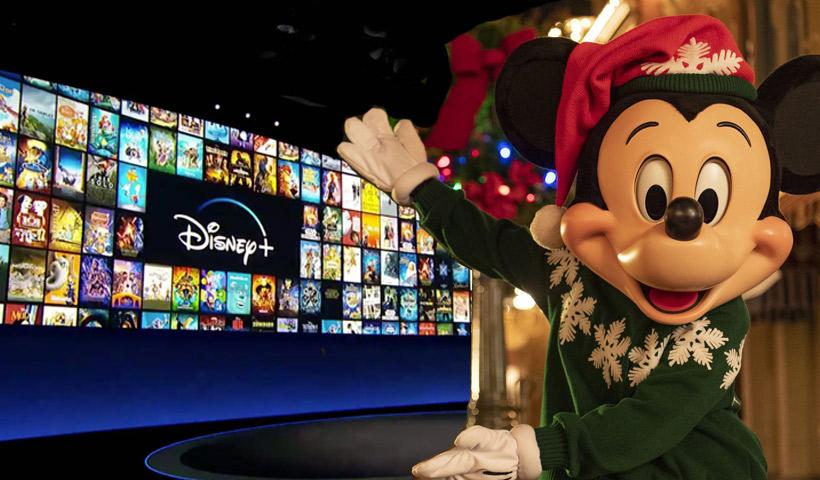 Películas de Navidad para niños en Disney Plus