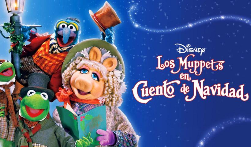 La Navidad de los Muppets