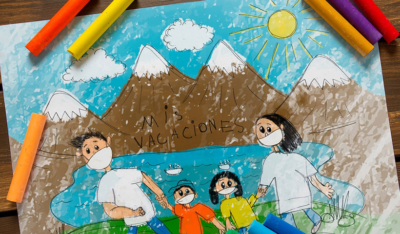 Vacaciones en familia por Perú