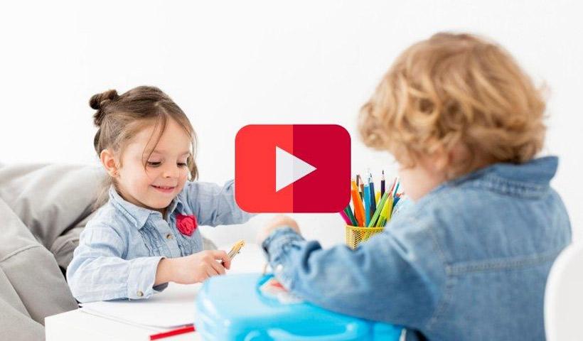 Famosos niños youtubers