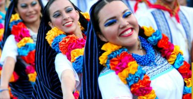 Día Mundial de Folklore para niños