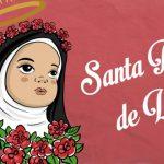 Santa Rosa de Lima: historia para niños