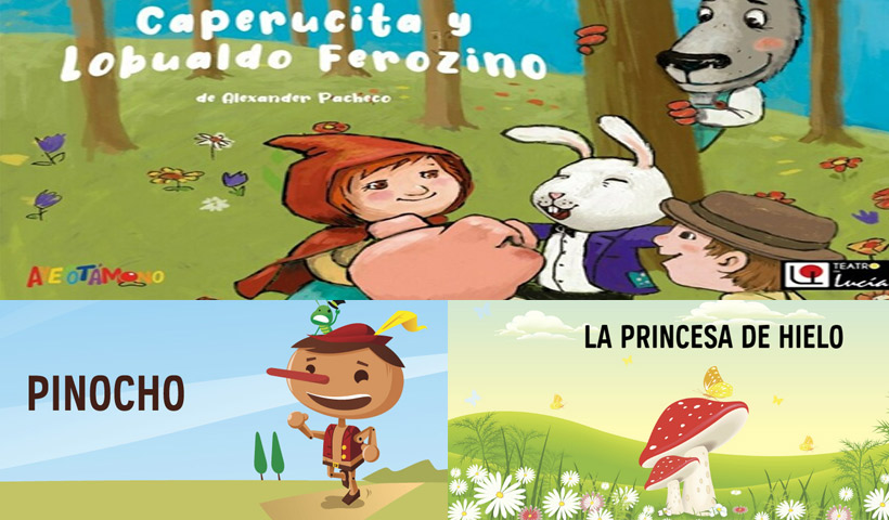 Teatro Infantil, Vicky Paz Producciones