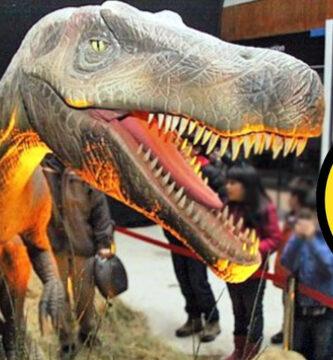 Dónde ver dinosaurios en Lima