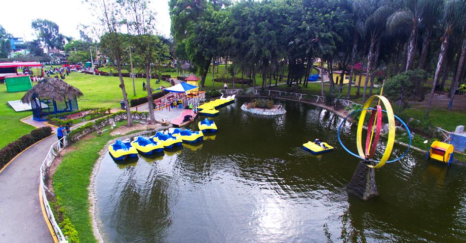 Parque Los Anillos – Ate Vitarte