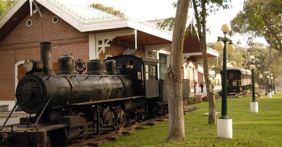 Parque Reducto N°2 en Miraflores para niños
