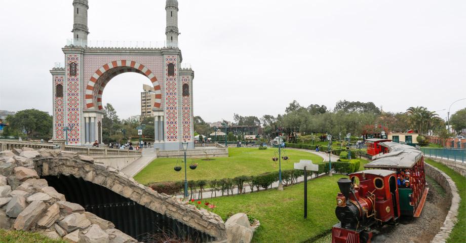 Los mejores Parques en Lima para visitar con pequeños