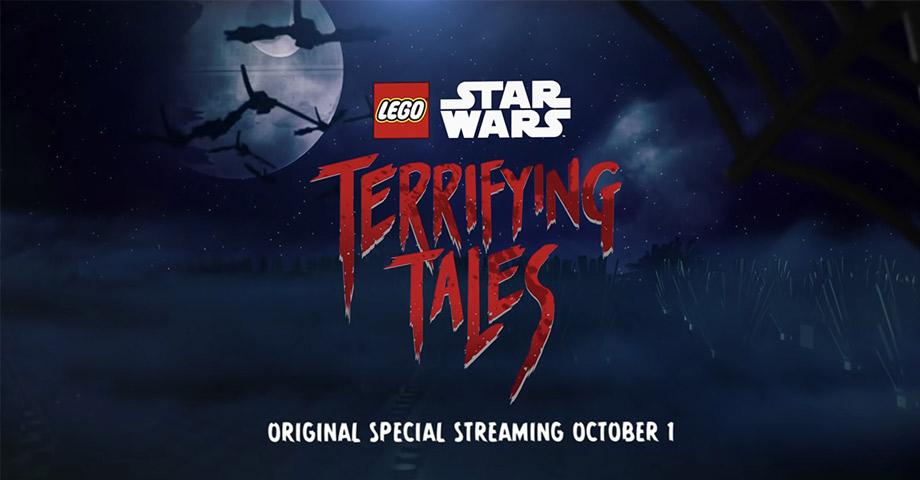 LEGO STAR WARS – HISTORIAS ATERRADORAS